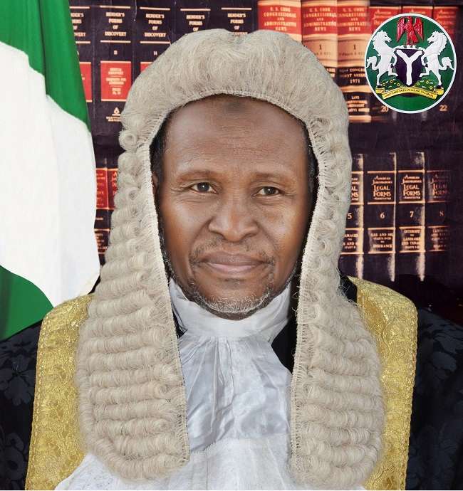 Loading Chief Justice of Nigeria Image ...